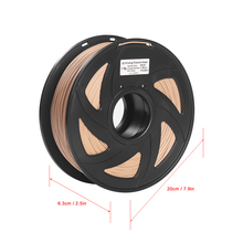 Wood and PLA Non-Toxic Filament for 3D Printer