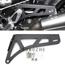 Motorcycle Exhaust Holder Bracket Hanger For BMW R Nine T R9T 2014 2015 2016 Muffler Pipe Mount