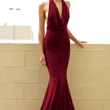Buy mermaid red dress and get free shipping on AliExpress.com d80684c29cac