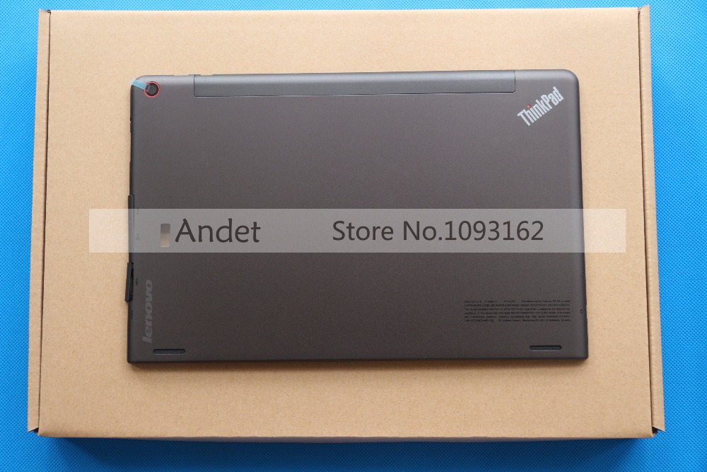 New Original For Lenovo ThinkPad X1 Helix 2 Type 20CG 20CH LCD Back Cover Rear Lid Top Case 60.4E005.001 00HT546 genuine new for lenovo thinkpad x1 helix 2nd 20cg 20ch ultrabook pro keyboard us layout backlit palmrest cover big enter