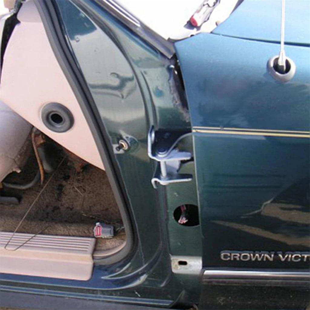 Ford Lincoln Mercury Front Door Hinge Pin And Bushing Repair Kit 2 Pin 1 Door Door Hinge Conversion Kits Aliexpress