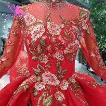 AIJINGYU сексуальное свадебное платье женские платья свадебные принадлежности корейского размера плюс кружевное платье для помолвки индийское ирландское свадебное платье