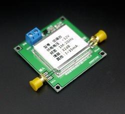 RF широкополосный малошумный усилитель LNA1-2G-32DB (0,01-2000 МГц усиление 32 дБ)