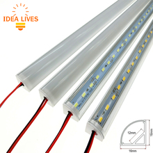 Wall Corner LED Bar Light DC 12V 50cm High Brightness 5pcs/lot.