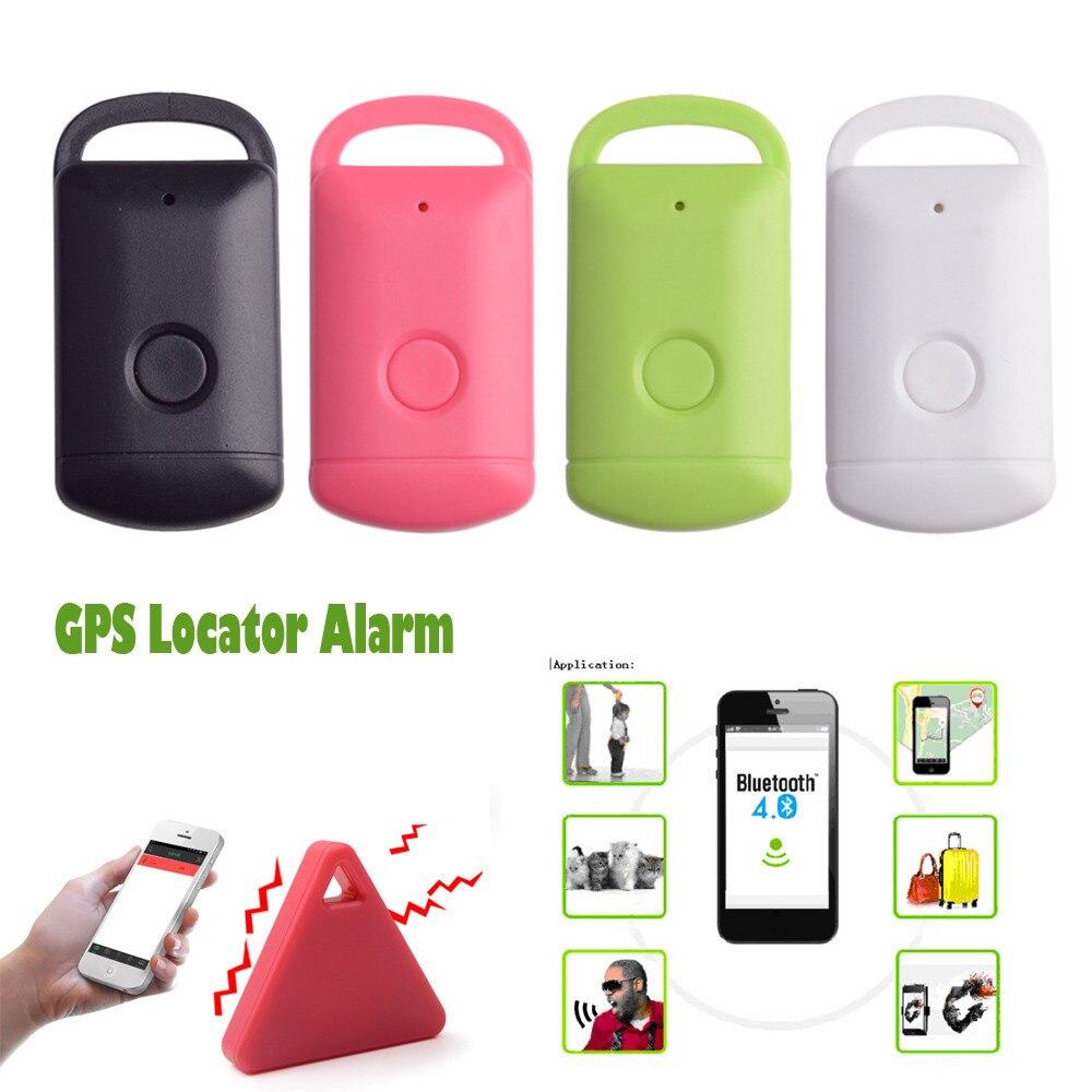 Bluetooth Tracker Locator Car Motor GPS Mini Smart Alarm Device Kids Pets Wallet Keys Alarm Locators Realtime Finder Device #22