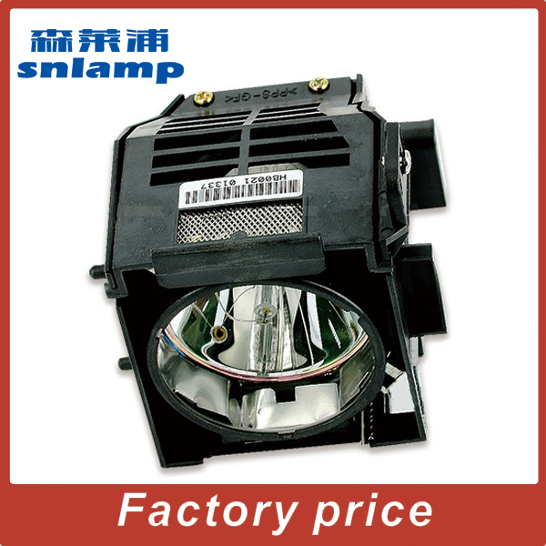 цена на Snlamp Compatible ELPLP37 / V13H010L37 Projector Lamp with housing for EMP-6000 EMP-6100