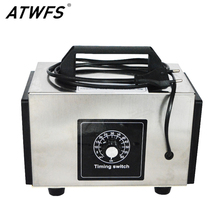 ATWFS 48g مولد أوزون 220 فولت 20 جرام/10 جرام/ساعة لتنقية الهواء مولد الأوزون آلة منقي هواء Ozon O3 مولد الأوزون