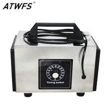 ATWFS Aria Ionizzatore OzoneOzone Generatore 220v 20g/10g Ore Purificatore Ozonizzatore Macchina Profumo Filtro Aria Ozon o3 Ozonizzatore