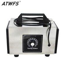 ATWFS generador de ozono de 48g, purificador de aire de 220v, 20g/10 g/h, ozonizador, máquina de aroma, limpiador de aire, generador de ozono O3
