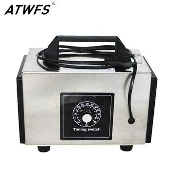 Atwfs 공기 이온화 기 오존 발생기 220v 20g/10g 시간 정수기 오존 발생기 향기 기계 공기 청정기 ozon o3 오존 발생기
