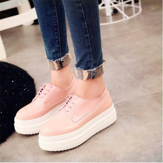 c1db9b8996 Mulheres trepadeiras sapatos de plataforma 2016 marca de moda de nova verão  meninas de venda sapatos