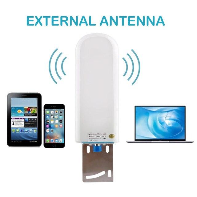 4G Anten 3G 4G Ngoài Trời Antene 4G Modem Ăng Ten GSM 20 ~ 25dBI Ăng Ten Gắn Ngoài cho di động Tăng Cường Tín Hiệu Router Modem