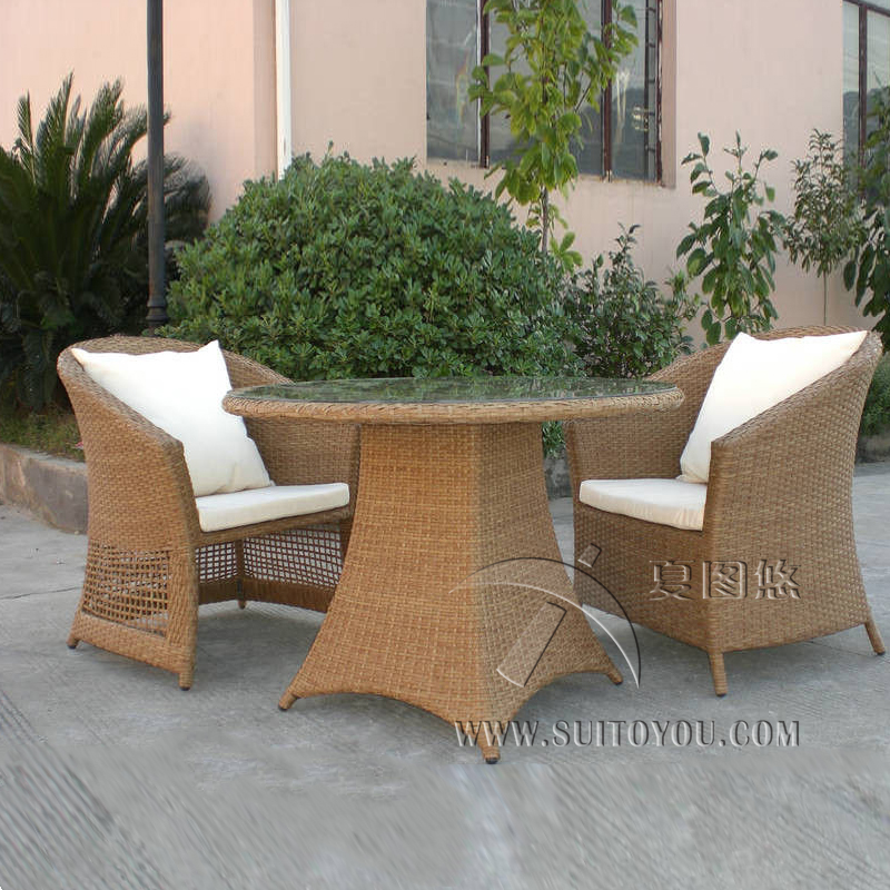 3 pcs Comfortable Fashion Rattan Garden Dining Sets For Commercial Hotel transport by sea x& 039 trike x 113 7 0 r17 5 114 3 et45 d60 1 bk fp [71045]