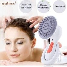 OPHAX Electric Head Scalp Massager Brain Relaxation Relax Massager Headache Stress Relieve Prevent hair loss Health Care