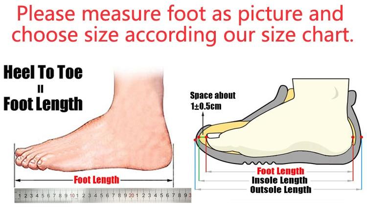 foot measure