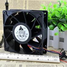 Free Shipping PFC1212DE 120*120*38 mm 12038 1238 12CM DC 12V 4.80A server inverter cooling fan