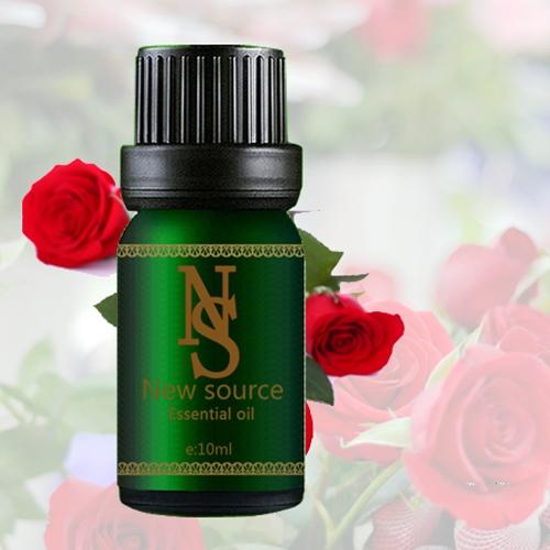 100% Natural Rose Essential Oil 10ml Moisturize and Hydrating Whitening Massage oils Skin Care ...