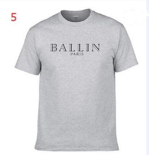 de8017d3723913 2017 NEW Men's Clothing O-Neck Ballin Amsterdam Graphic Unisex T-shirt Men  Short Sleeve T Shirt Cool 100% Cotton Tee Shirt PU64
