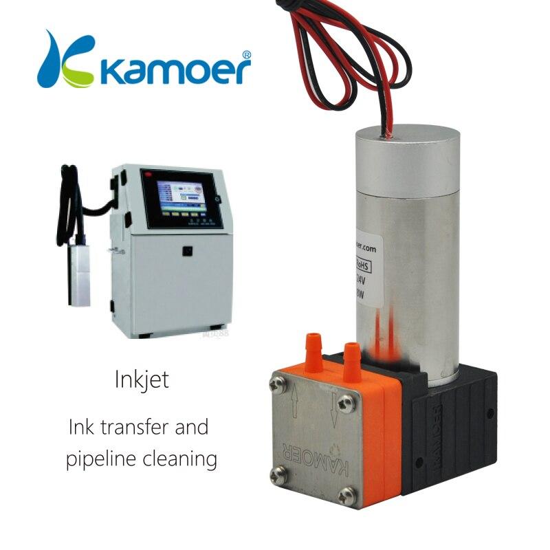 ФОТО Kamoer  24v single head diaphragm pump with brushless dc motor