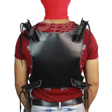 Super Cool Deadpool Cosplay Sword Backpack Deadpool Costume Tights Accessories Party Decoration Action Figures Collection Gift