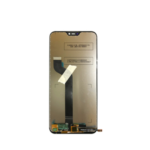 Image 5 - For Xiaomi Mi A2 lite display Touch Screen Digitizer assembly For Xiaomi Redmi 6 Pro/ Mi A2 Lite LCD Display With Frame