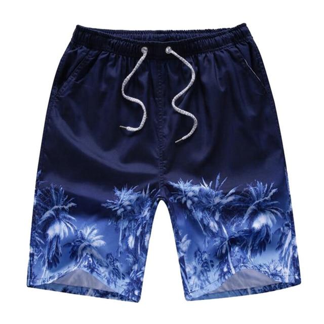 NIBESSER 2019 Trunks Impresso Cordão Solto Praia Short de Surf Board Shorts dos homens da Aptidão do Verão Boardshorts Casuais Curto