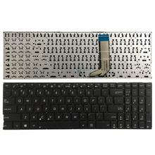 Us-Keyboard X556U Asus English for A556u/K556u/X556u/..