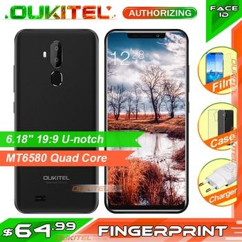 OUKITEL C12 3G 6.18