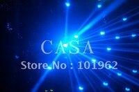 50 mW azul animação ILDA laser DJ disco party stage luz laser show de sistema