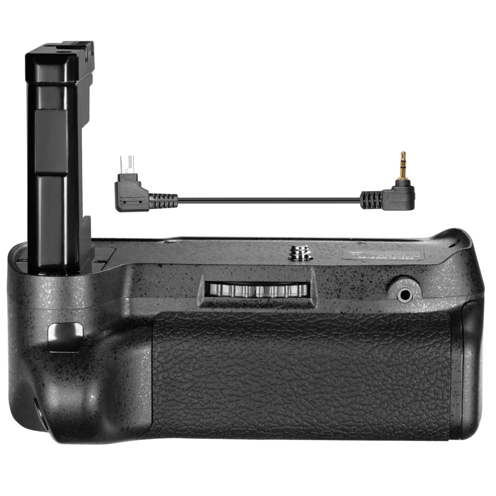 цена на Neewer BG-2F Professional Vertical Battery Grip Holder for NIKON D3100/D3200/D3300 SLR Digital Camera EN-EL14 Battery