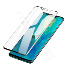 3D Curved Tempered Glass For Huawei Mate 20 Pro Screen Protector 9H Full Cover Protection Film For Huawei Mate 20 Lite 20 20X(China)
