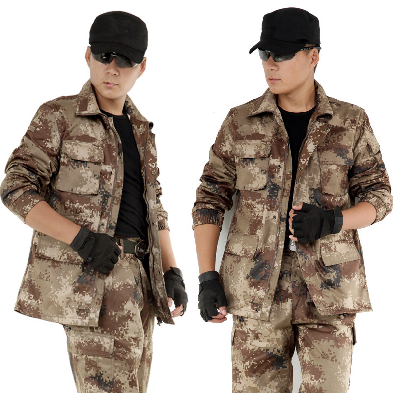 Men's Hunting Clothes Multicam Camouflage Suit Uniforms Army Tactical Military Jacket Pants Camouflage Hunting Outfit Suits outdoor angel army fans military clothing camouflage suit wear cotton uniforms work service tactical training set jacket pants