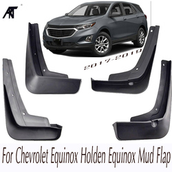 Palas carro Para Chevrolet Holden Equinócio Equinócio 2018 2017 2019 Mudflaps Respingo Guardas Mud Flap Mudguards Styling