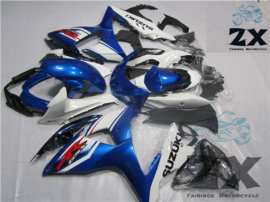 Suzki completo Carenature Per gsxr1000 2009 2010 2011 2012 2013 2014 2015 Plastica Ad Iniezione Kit Carenature Del Motociclo SUK 1014