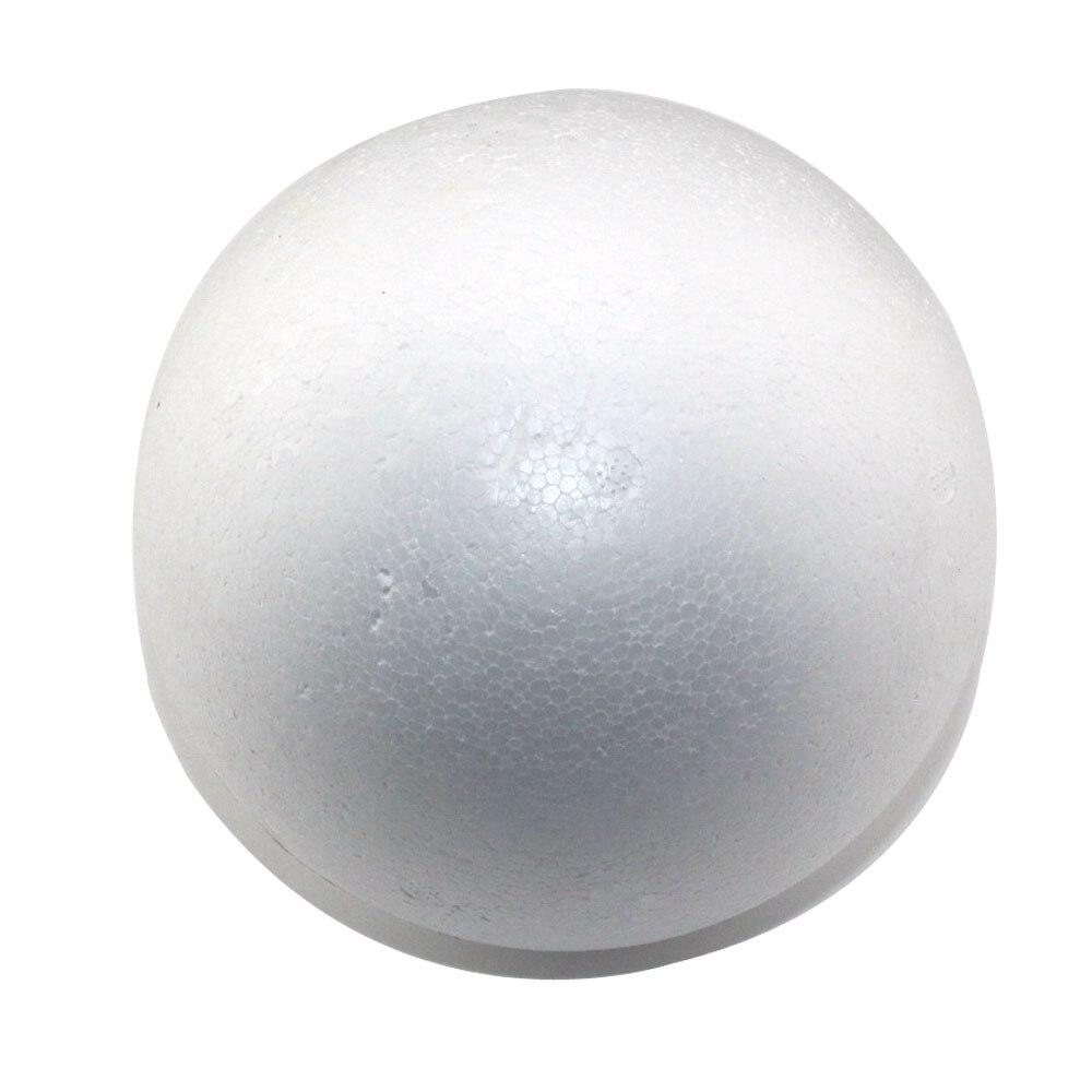 CCINEE atacado 8 cm bola de espuma bola bolas natural arredondada isopor  branco Craft diy artesanal 9b6858fb4f6e9
