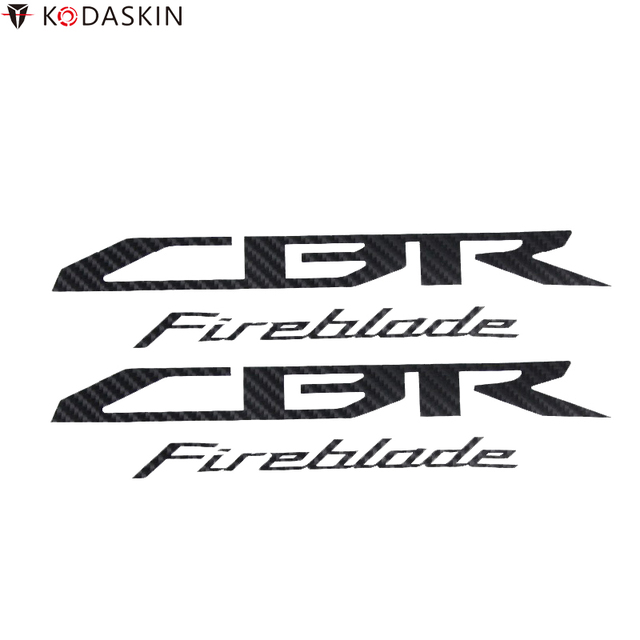 KODASKIN Motorcycle Stickers Decal Carbon Emblems Logos