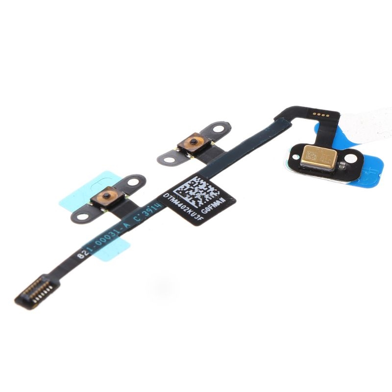 Consumer Electronics Ribbon Flex Cable Mute Volume Button Key Control Microphone Mic Replacement For Apple Ipad 6 Air 2 Dropshipping