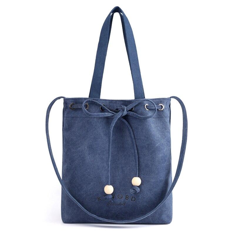 Large Capacity Canvas Shopping Tote Bag Fabric Cotton Cloth Reusable Shopping Bag Women Beach Handbags Printed