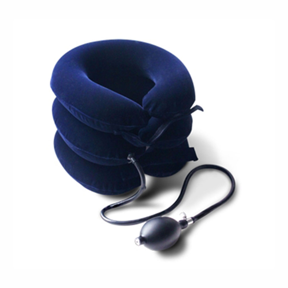New Cervical Neck Traction Back Shoulder Headache Pain Relax Kit Device