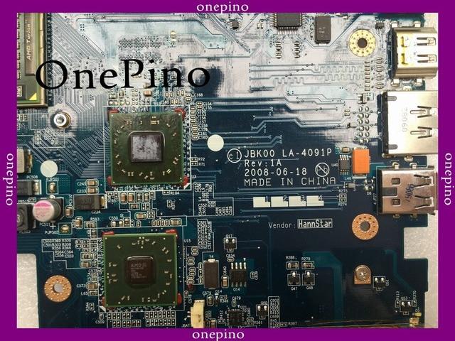 مع الشحن cpu 506124-001 صالح لل hp dv7 dv7-1100 laptop motherboard la نظام المجلس بالكامل اختبار العامل