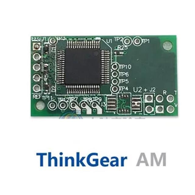 Arduino Nano With NeuroSky EEG Module TGAM Ideas Gaming Control Robot  Kit Diy Board