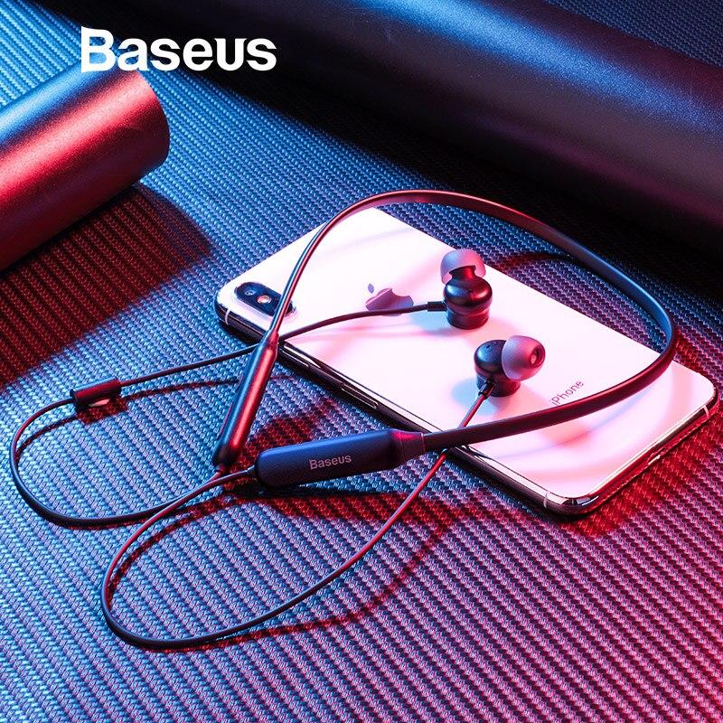 Baseus S15 Aktive Noise Control Bluetooth Kopfhörer Wireless-Sport Kopfhörer, geboren für Schaffen eine Ruhige Welt Nur Gehört Sie