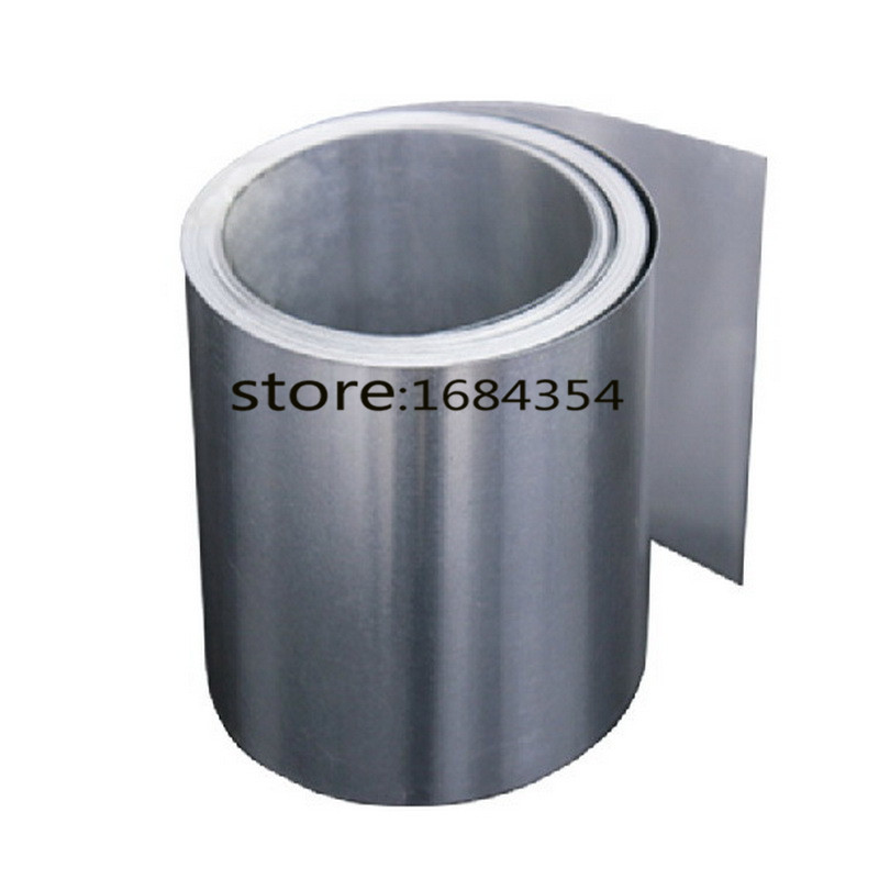 0 05mm Thickness 100mm Width Stainless Steel Sheet Plate