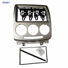 Car Fascia Radio Refitting Dash 2 Din CD DVD Stereo Panel Mount Install Kit Face Plate for  i-Max 2007+ MAZDA 5 Premacy 2005+