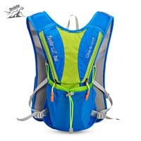 Tanluhu Nylon 10L Marathon Hydration Bag Outdoor Running Bags Hiking Backpack Vest Cycling Bike Bicycle Backpack