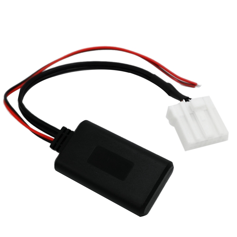 Car Wireless Bluetooth Module Music Adapter Aux Audio Cable For Mazda 2 3 5 6 Mx5 <font><b>Rx8</b></font> image