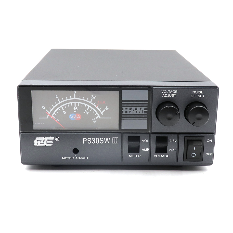 QJE13 8V 30A PS30SWIII Switching Power Supply Radio Accessories Intercom Car Radio Base Station Switching Power