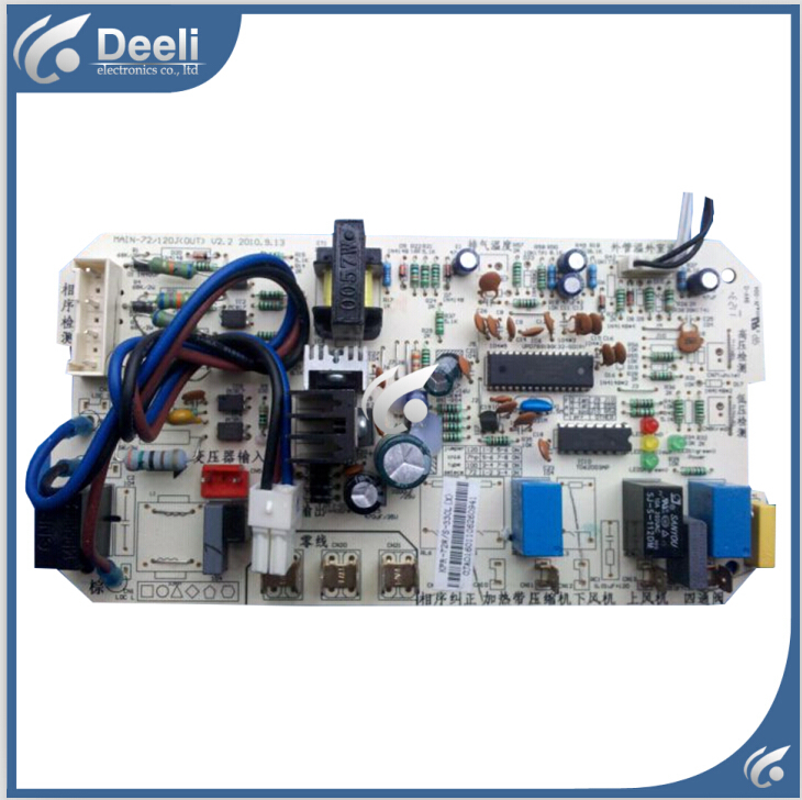 95% new good working for Midea of air conditioning computer board motherboard kfr-72w s-330l out on sale to4rooms часы настенные iakchos