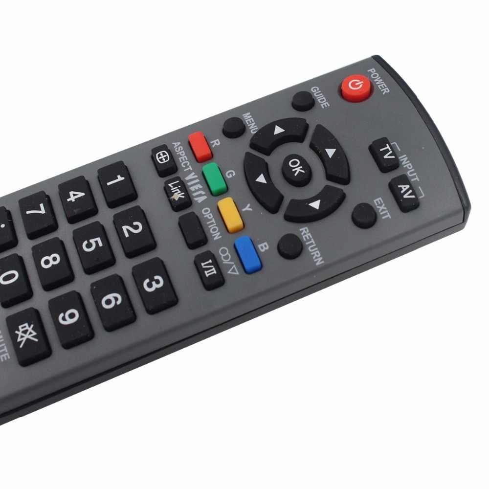 استبدال استخدام لباناسونيك tv التحكم عن سيطرة remoto ل led lcd ل TH-42PV8C TH-42PV70C TH-42PV80C TH-50PV70C 50PV80C