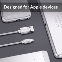 ORICO for iPhone USB Cable iOS 10 USB TYPE-A to Lighting 8-pin Data Sync Charger Cable for iPhone iPad iPod Mobile Phone Cables